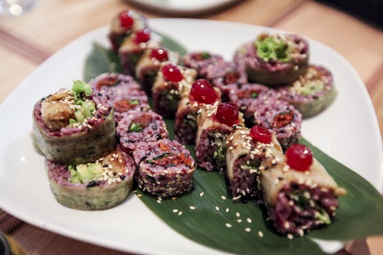 Edamame Vegan Sushi Warszawa